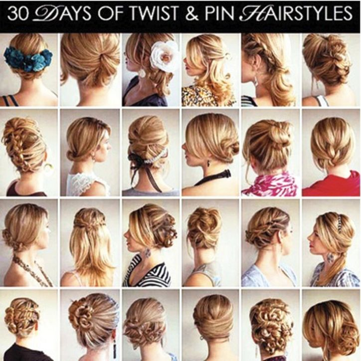 Images Of Hairstyles 15 fresh spring hairstyles to try now 30 Days Of Hair Styles